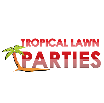 tropical lawn parties